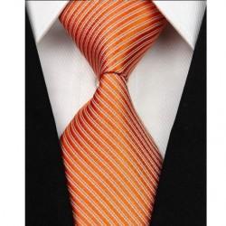 Hedvábná kravata NT0045