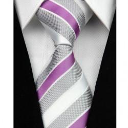 Hedvábná kravata NT0054