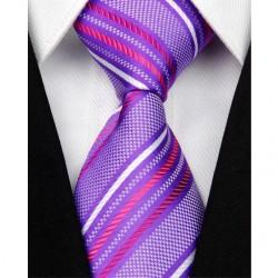 Hedvábná kravata NT0067