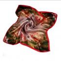 Hedvábný šátek 53SD01B