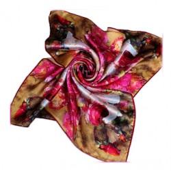 Hedvábný šátek 53SD05B