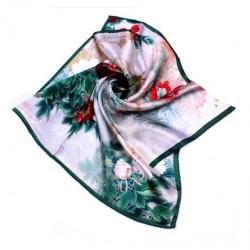 Hedvábný šátek 53SD06B