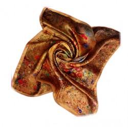 Hedvábný šátek 53SD07B
