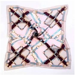 Hedvábný šátek 90ST010C