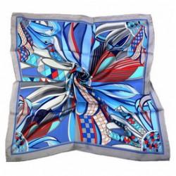 Hedvábný šátek 90ST011A