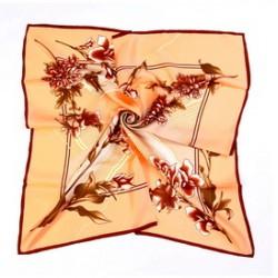 Hedvábný šátek 90ST013C