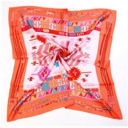 Hedvábný šátek 90ST015A