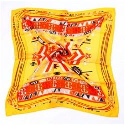 Hedvábný šátek 90ST015B