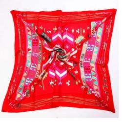 Hedvábný šátek 90ST015C
