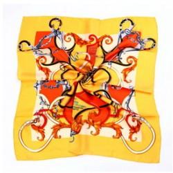 Hedvábný šátek 90ST016B