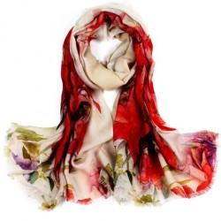 Hedvábný šátek WS702