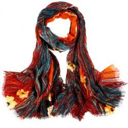 Vlněný šátek WS8002