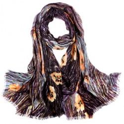 Vlněný šátek WS8003