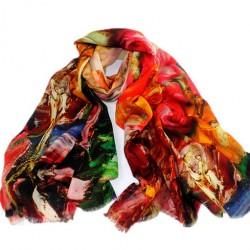 Vlněný šátek WS1001