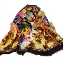Vlněný šátek WS1002