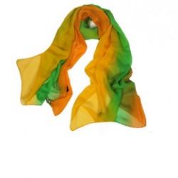 Hedvábný šátek SCRS01B