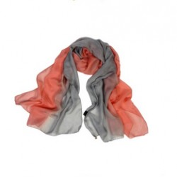 Hedvábný šátek SCRS01D