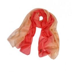Hedvábný šátek SCRS01E