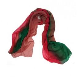 Hedvábný šátek SCRS01F
