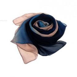 Hedvábný šátek SCRS02C