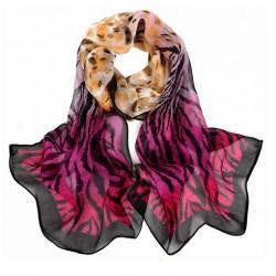 Hedvábný šátek SGSS01
