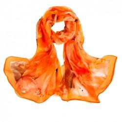 Hedvábný šátek SGSS06