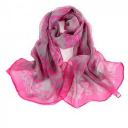 Hedvábný šátek SGSS011