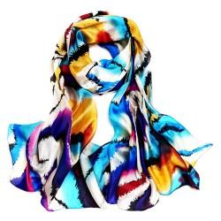 Hedvábný šátek SPAJ08A