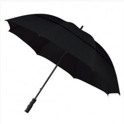 Deštník golfový vystřelovací ECO černá