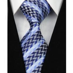 Hedvábná kravata NT0012