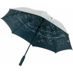 Deštník holový vystřelovací FiberStar
