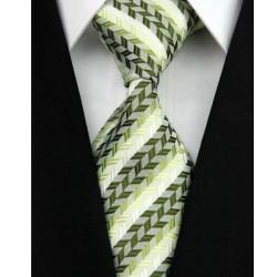 Hedvábná kravata NT0038